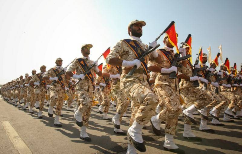 Iran promises 'crushing' response if US designates Guards a terrorist group