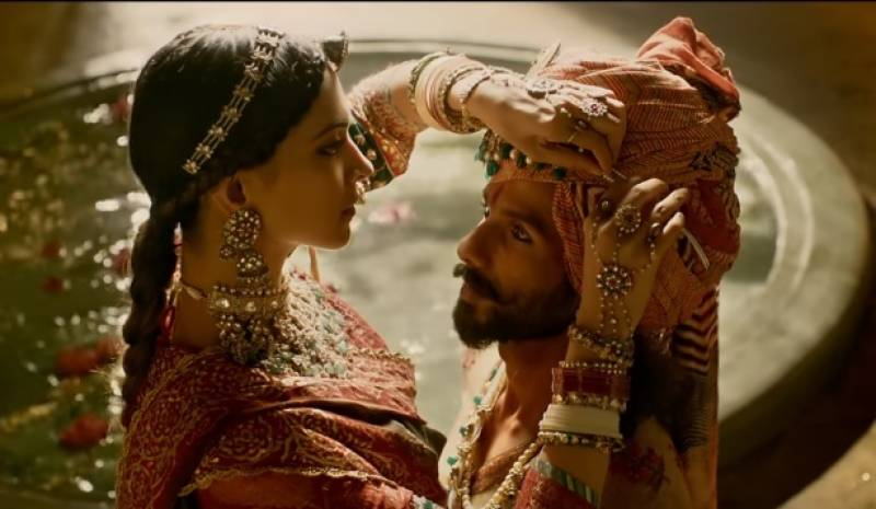 Watch: 'Padmavati' Trailer out with Deepika, Shahid, Ranveer's mind blowing acting