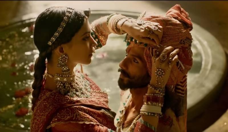 Watch: 'Padmavati' Trailer out with Deepika, Shahid, Ranveer's mind blowing acting