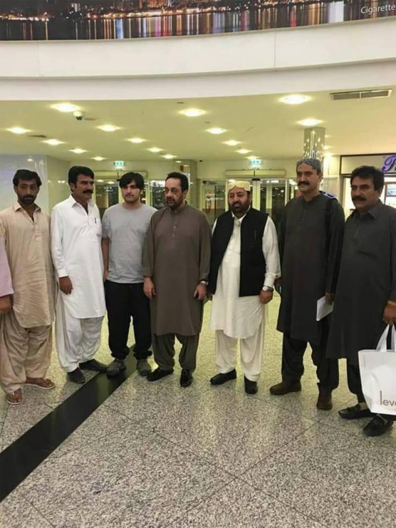 BHC declares Nawabzada Gazeen's detention