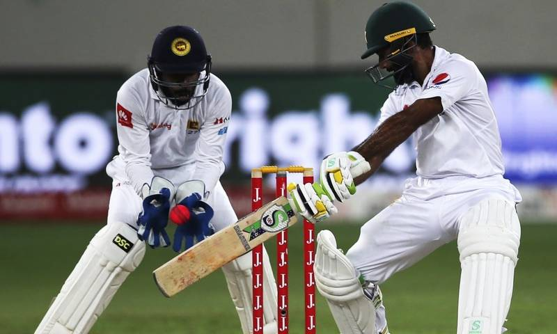 Sri Lanka defeat Pakistan to clinch Test series