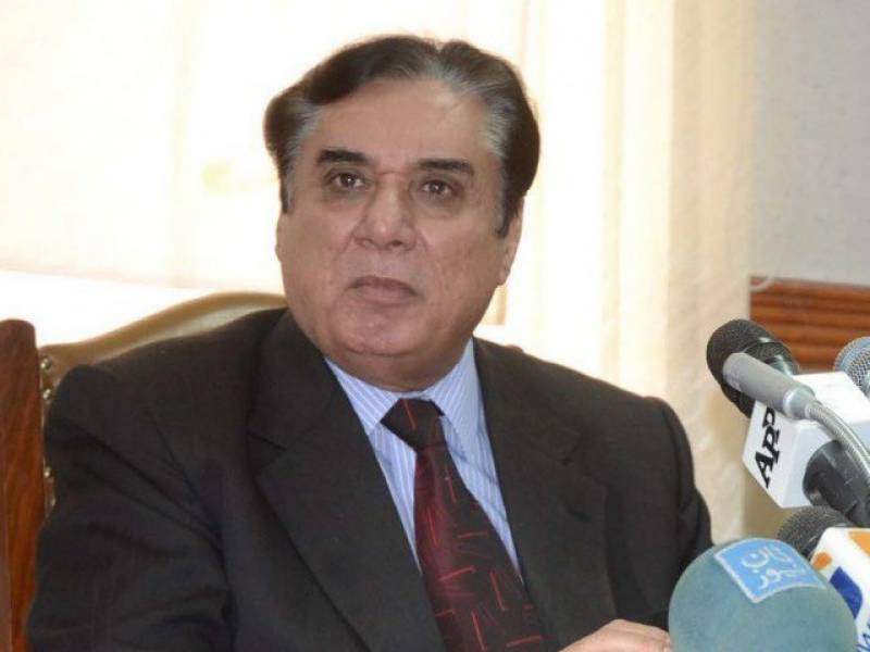 Justice (retd) Javed Iqbal assumes charge as NAB chief