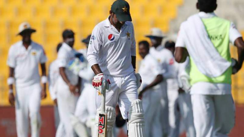Greenshirts slump in ICC Test rankings to 7th position