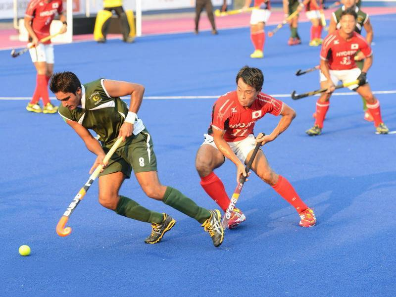 Pakistan to face Japan today in Hockey Asia Cup