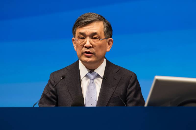 Samsung Electronics CEO Kwon Oh-hyun quits over