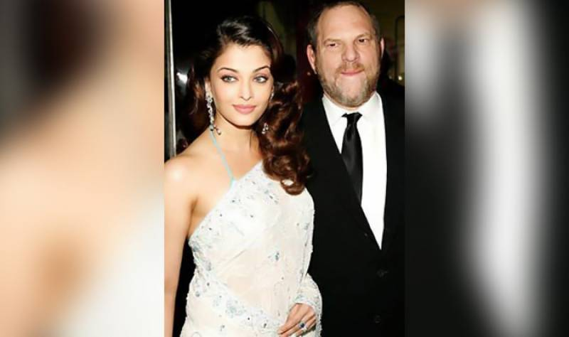 'Saved Aishwarya from Hollywood producer's sexual advances'