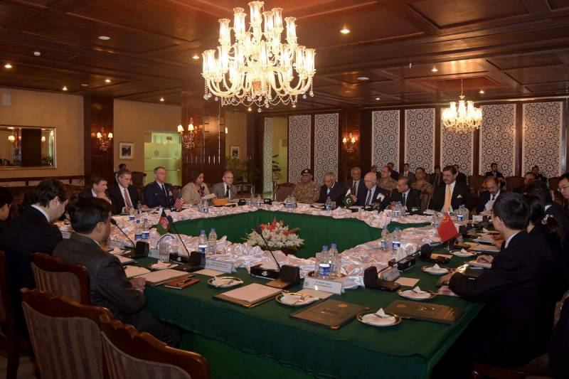 Pakistan, Afghanistan, China and US to resume peace talks with Taliban