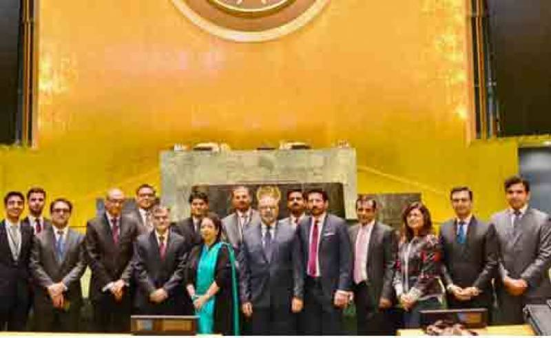 Pakistan becomes UNHR Council member for 4th time