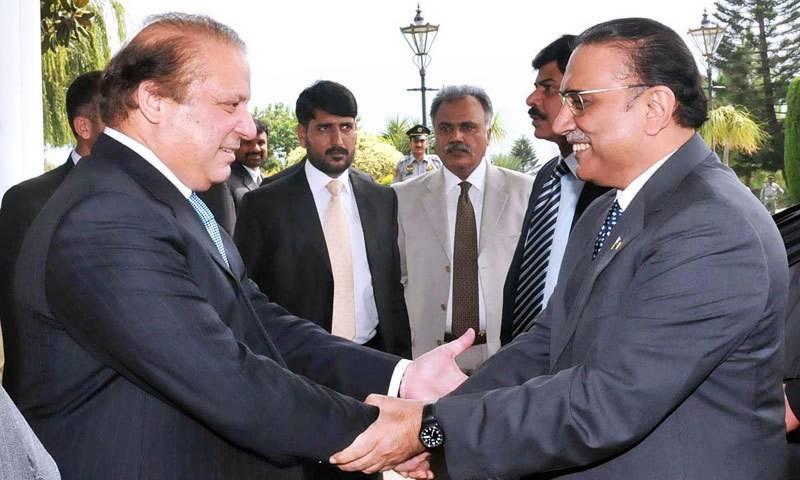 Sharif brothers twice planned my assassination: Zardari