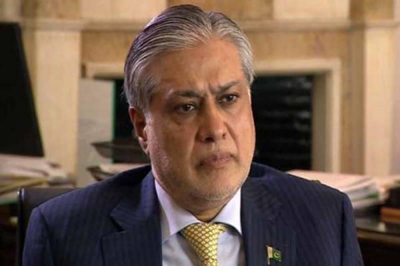 NAB freezes all assets of Ishaq Dar