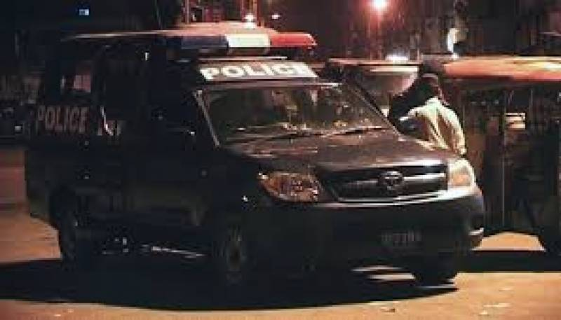 Joint combing operation in Lahore, 37 suspects arrested