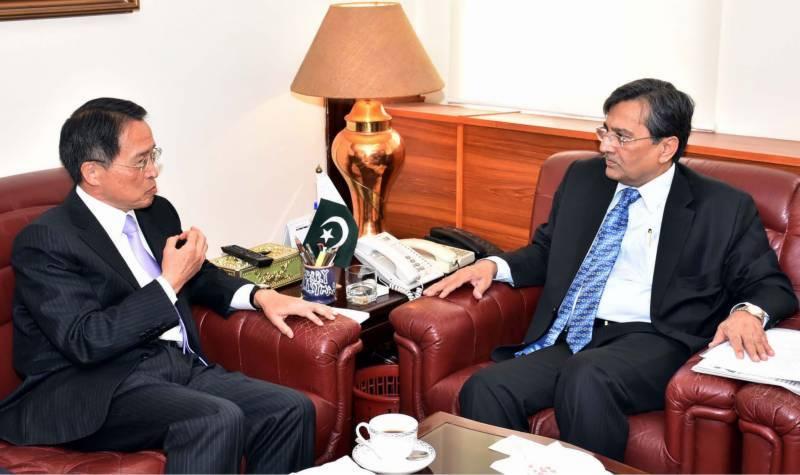 Japan, Pakistan agree to enhance trade ties