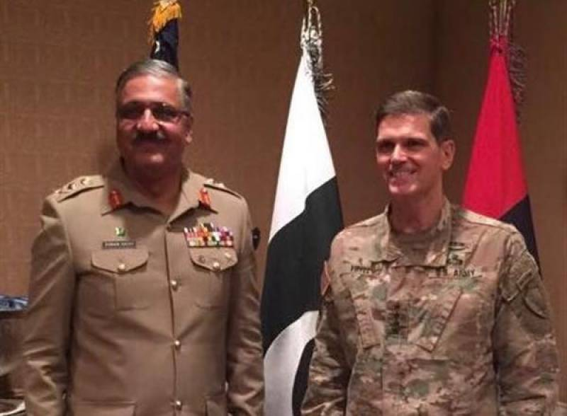 Gen. Zubair attends US conference