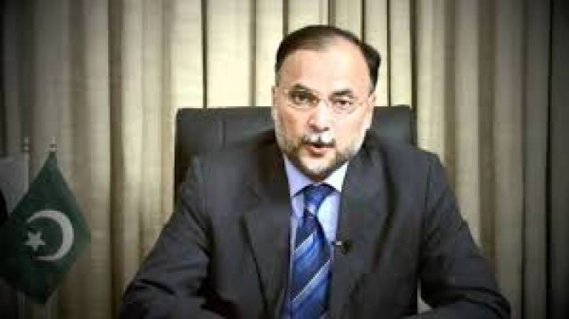 Ahsan Iqbal formed probing committee for attack on journalist Ahmed Noorani