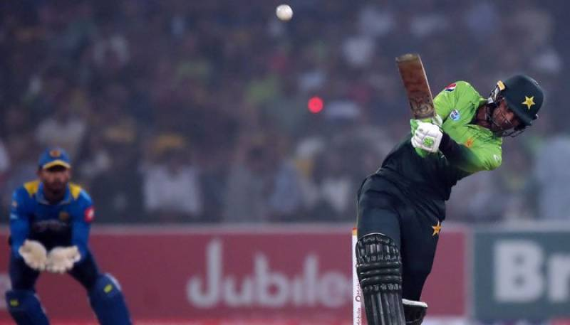 3rd T20, Pakistan vs Sri Lanka: Pakistan sets 181-run target