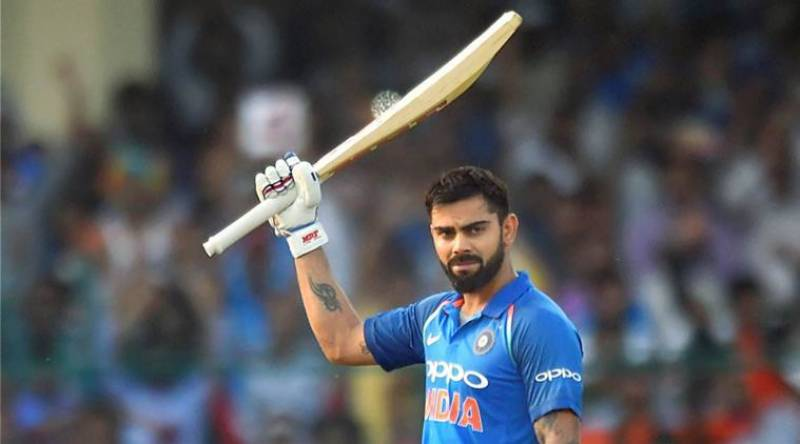 Virat Kohli dethrones, returns to No.1 spot in ICC ODI Ranking