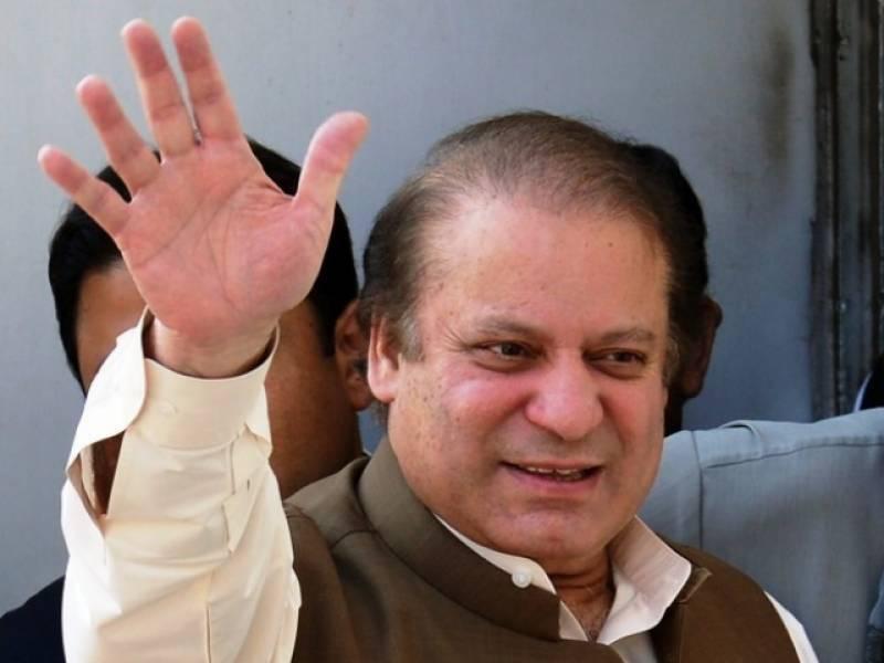 Ousted PM Nawaz, Maryam and Safdar appear before AC, hearing adjured till Nov 7