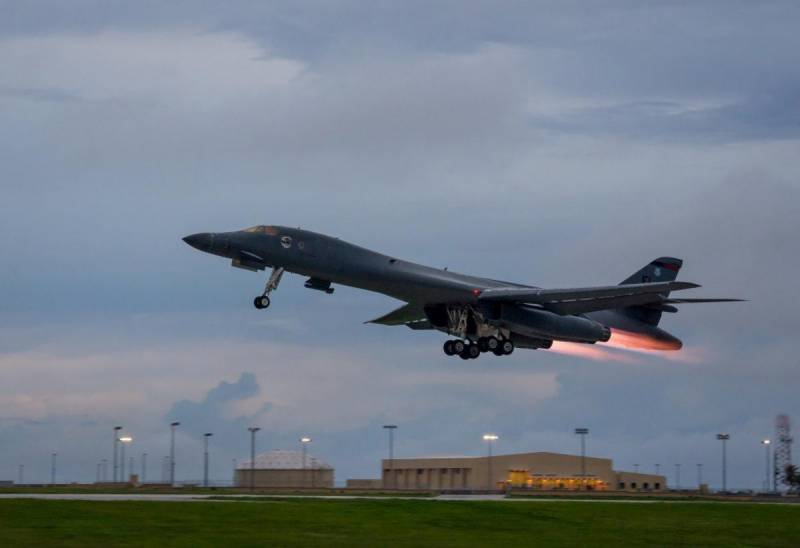 US bomber drills aggravate North Korea ahead of Trump's Asia visit