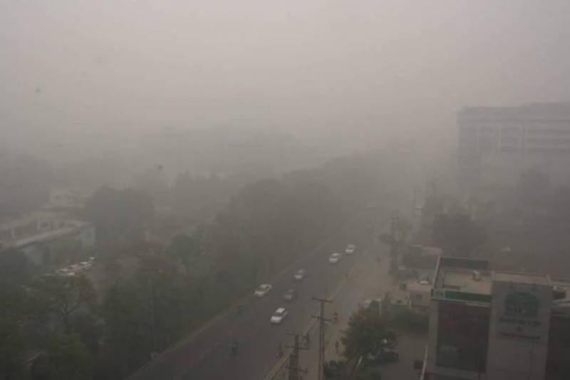 EPD minister claims Indian farmers behind smog in Pakistan