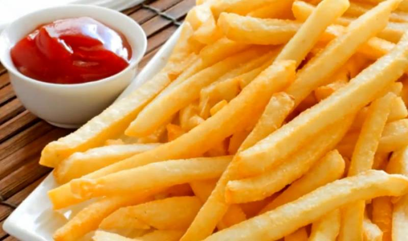 Beware! French fries cause early death