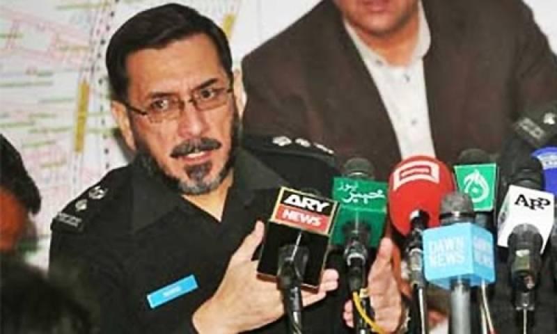 AIG Hamid Shakil among three martyred in Quetta blast