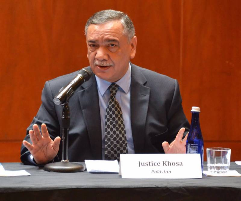 Hudaibiya case adjourned after Justice Khosa separates himself from bench