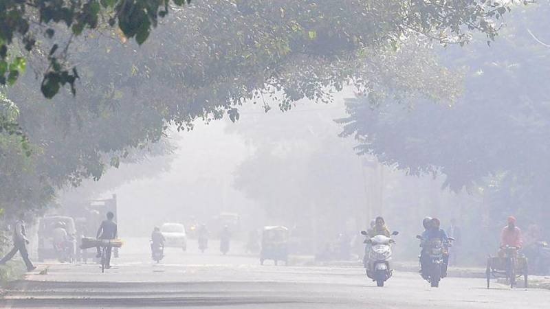 Punjab: Rain provides relief from smog