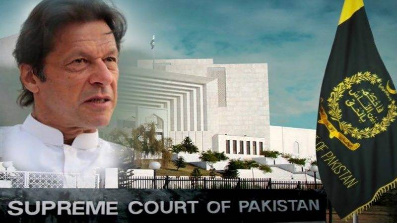 SC reserves verdict in Imran Khan's disqualification case