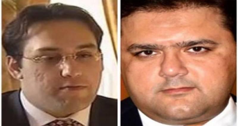 Court declares Hasaan, Hussain Nawaz proclaimed offenders