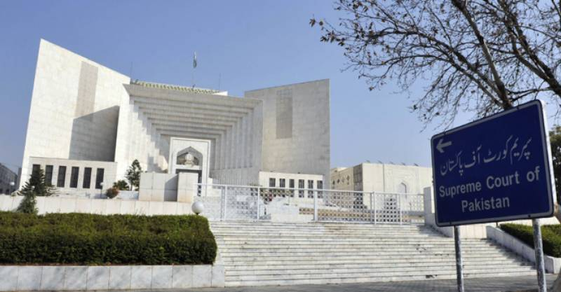 PML-N, PPP foreign funding pleas: SC adjourns hearing for indefinite time