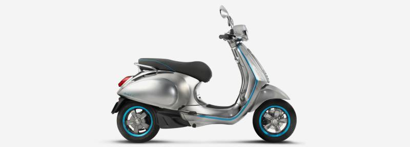 'Vespa' plans to launch electric scooter in 2018