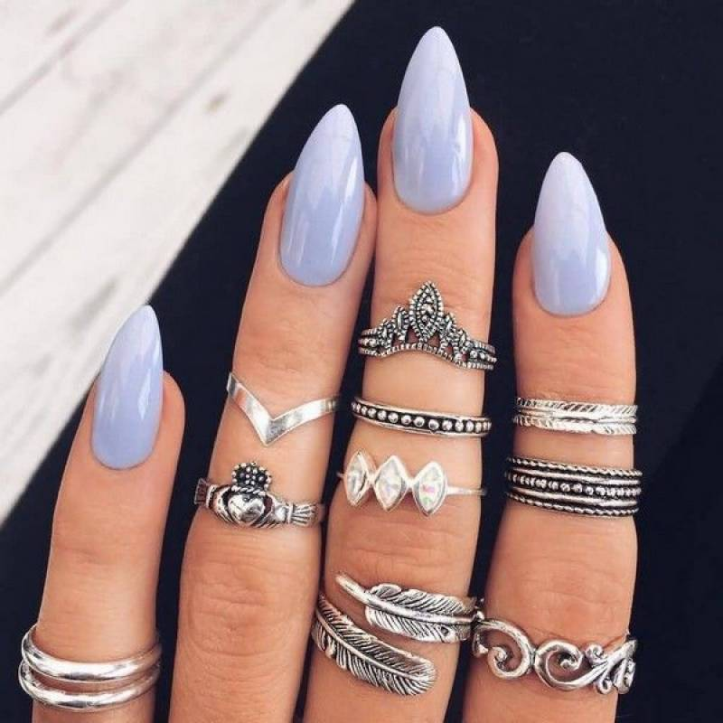 What nails shape predict about your personality?
