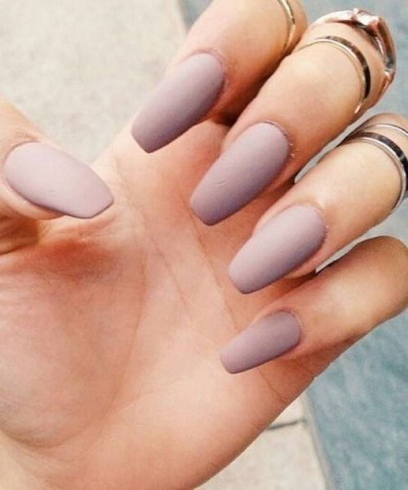 What nails shape predict about yourpersonality?
