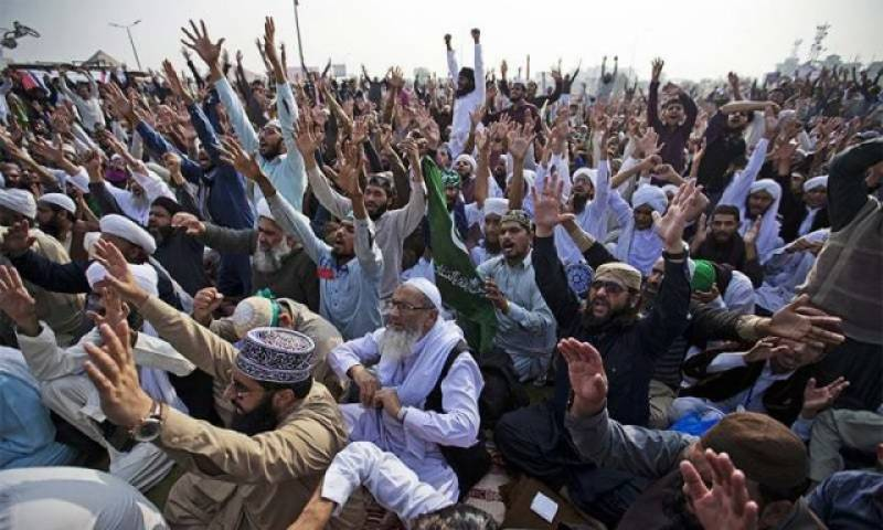 IHC orders to end sit-in in Islamabad