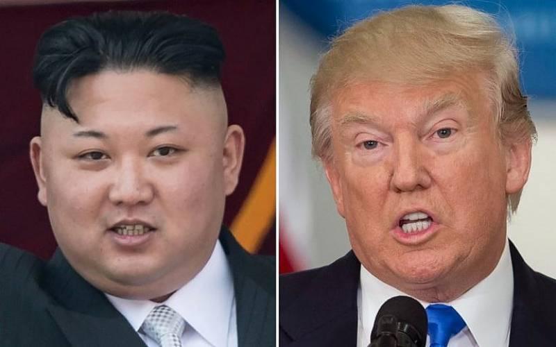 N. Korea 'sentences Trump to death' for insulting Kim Jong-un
