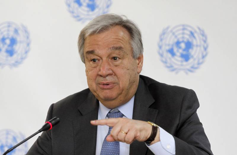 UN chief urges Saudis for lifting humanitarian blockade in Yemen