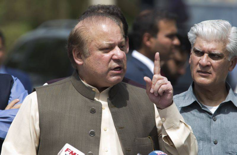No decision of court can separate me and people, says ousted PM Nawaz