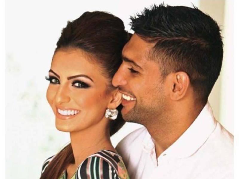 Faryal Makhdoom pokes fun at husband Amir Khan