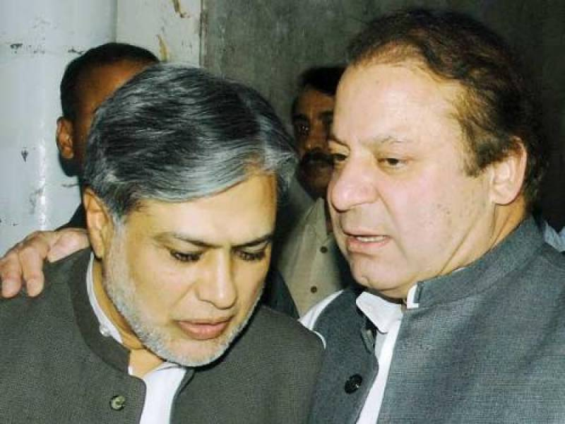 PM Abbasi accepts Dar's 'leave', relieved of finance ministry duties