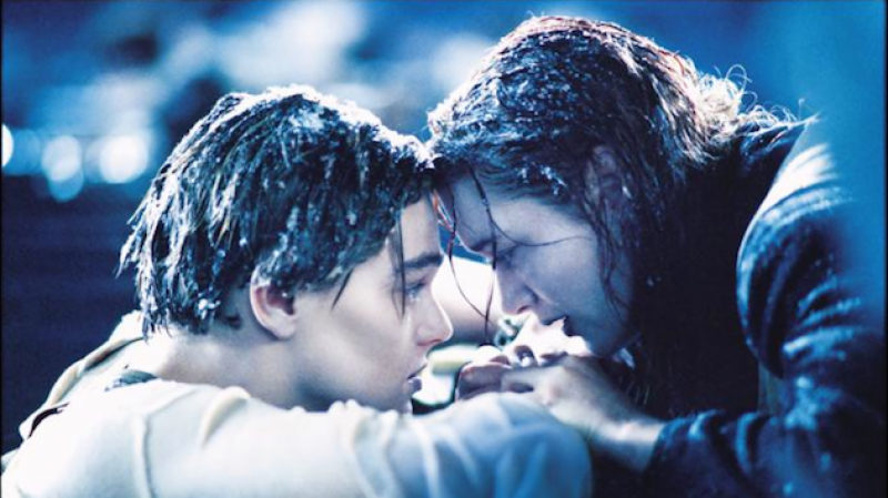 Watch: Deleted scene of titanic viral on social media
