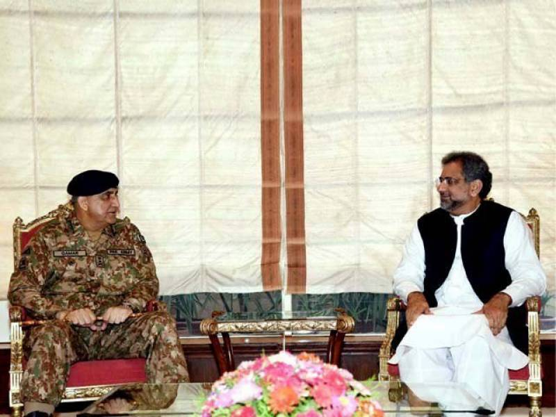 Islamabad operation: Top civil, military leadership agree to avoid use of force