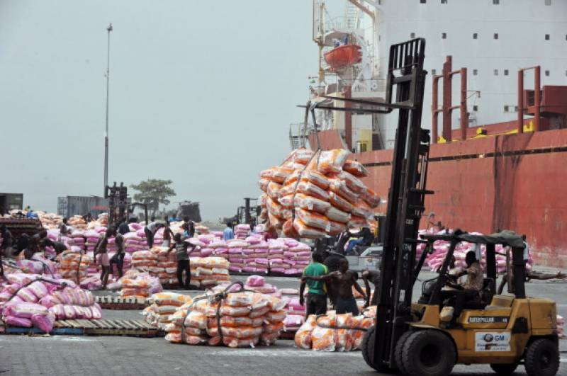 Food imports increase by 20.21pc in first four months of FY