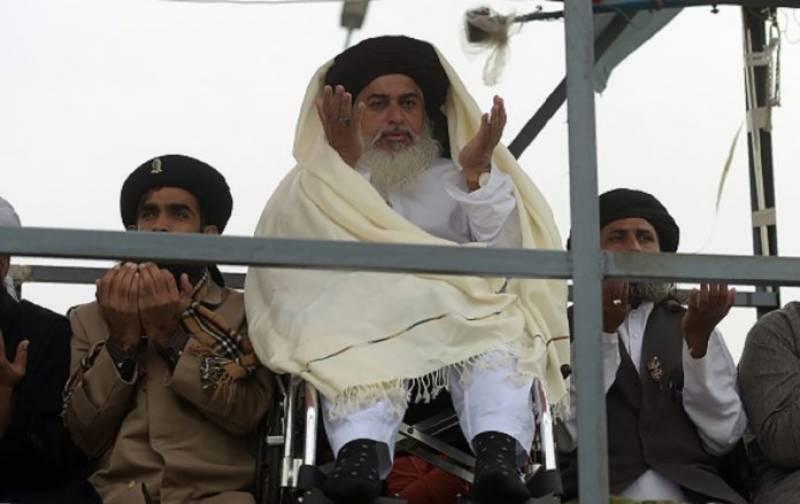 TLY chief Khadim Hussain Rizvi calls off sit-ins across country