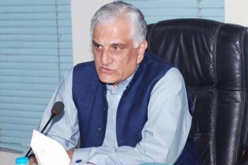 PM accepts resignation of Law Minster Zahid Hamid
