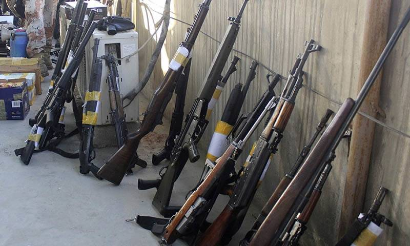 MQM activist jailed for 10-year in illegal weapons case