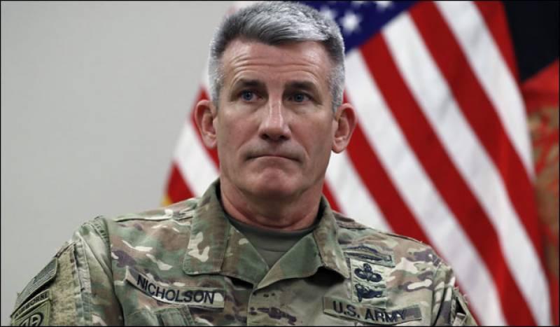 No change in Pakistan behaviour despite Trump tough line: US general