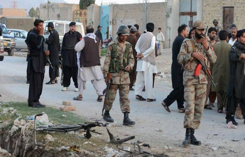 Sibbi landmine explosion claims lives of two FC personnel