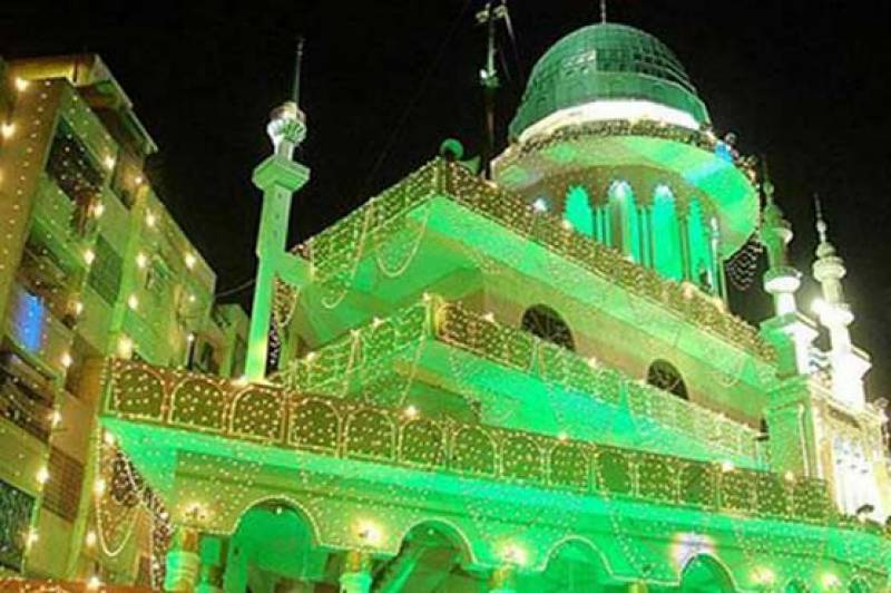 Eid Milad-un-Nabi being celebrated with religious zeal, fervour