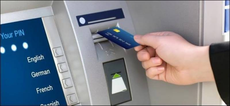 ATM users at risk in Pakistan