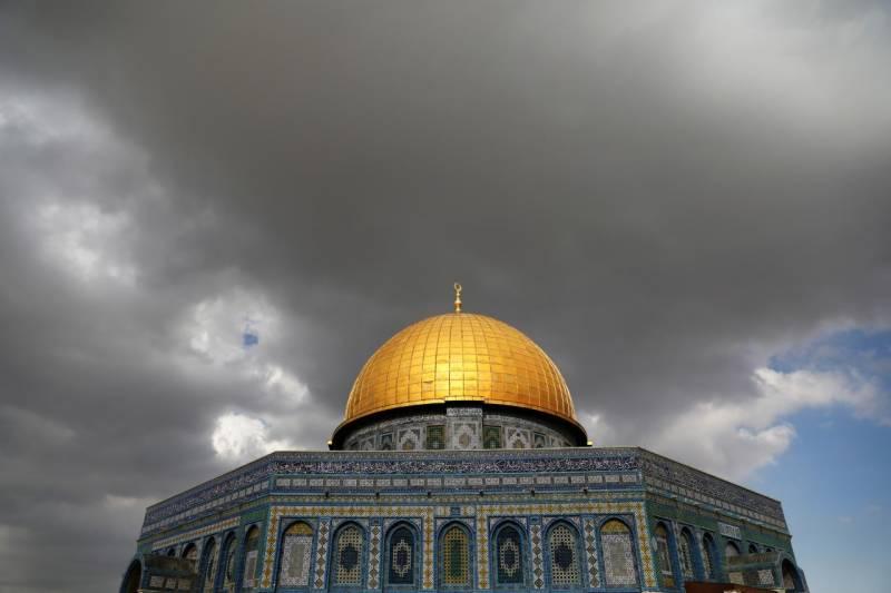 Jordan begins diplomatic offensive ahead of Trump move on Jerusalem